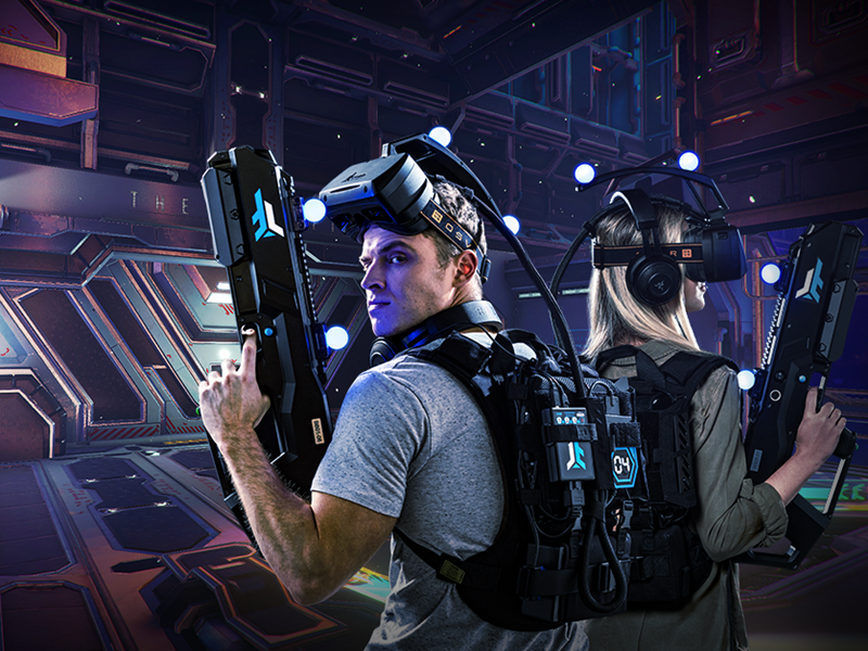 Experience   Zero Latency VR